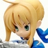 Deformated Series Harada Takehito Collection Saber Armor Ver